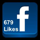 679 Likes on Facebook